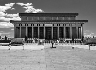 Mausoleum of Mao Zedong, Beijing, China