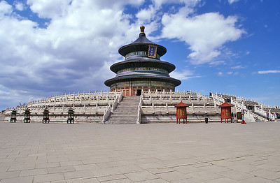 Temple of Heaven, Tiantan, Beijing, China