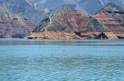 Liujiaxia Reservoir, Gansu, China
