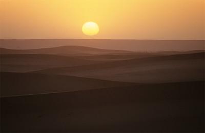 Eastern Taklamakan desert, Dunhuang, China