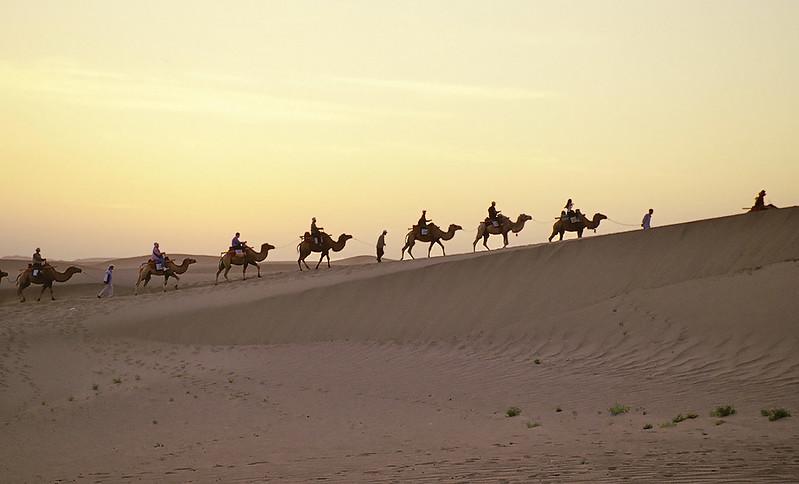 Dunhuang, Gansu, Silk Road