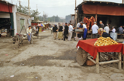Upal, Karakoram Highway, Xinjiang