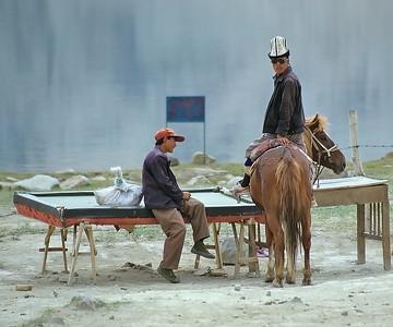 Karakul Lake, Karakoram Highway, Xinjiang