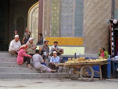 Kargilik (Yecheng), Xinjiang, Silk Road