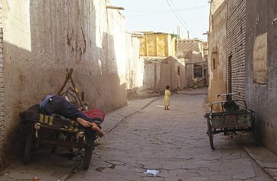 Kashgar (Kashi), Xinjiang, Silk Road