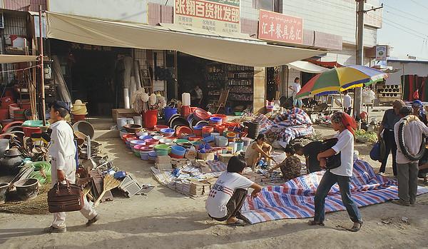 Luntai, Xinjiang