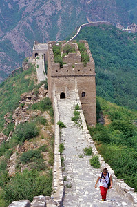 The Great Wall, Simatai, China
