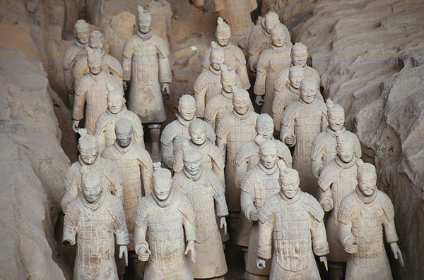 The Terracotta Army, Lintong District