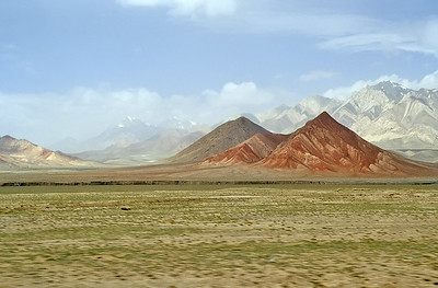 Torugart Pass, Xinjiang