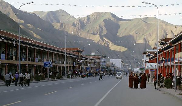 Xiahé, Gansu, China