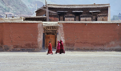 Xiahé, Gansu, China