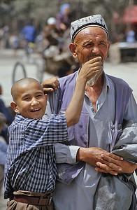 Yarkand (Yarkant, Shache), Xinjiang, Silk Road