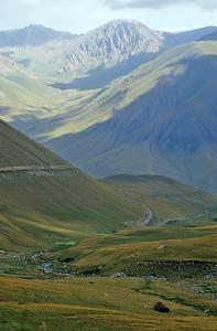 Kockhor, Kyrgyzstan, Silk Road