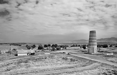 Tokmak, Kyrgyzstan, Silk Road