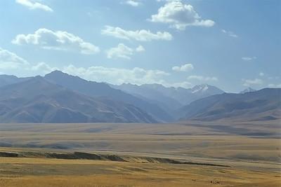 Tian Shan range, Kyrgyzsatn