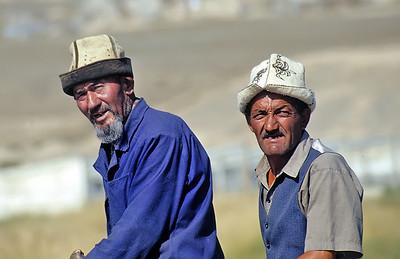 Tian Shan, Kyrgyzsatn