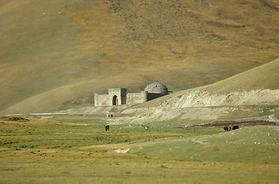 Tash Rabat, Kyrgyzstan, Silk Road