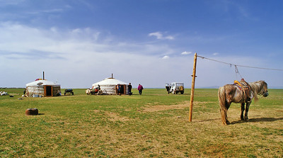 Kharkhorin, Mongolia