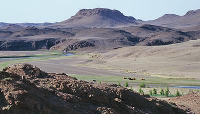 Ongiin Khid, Middle Gobi, Mongolia