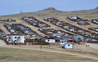 Tsetserleg, Mongolia
