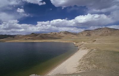 Terkhin Tsagaan Nuur, Mongolia