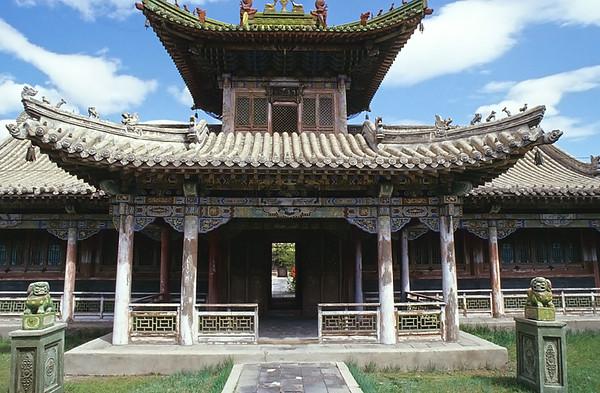Bogd Khan Palace, Ulaan Baatar, Mongolia