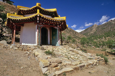 Uvgun Khiid, Mongolia