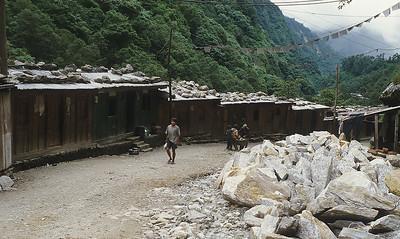Kodari, Nepal-Tibet border, Nepal
