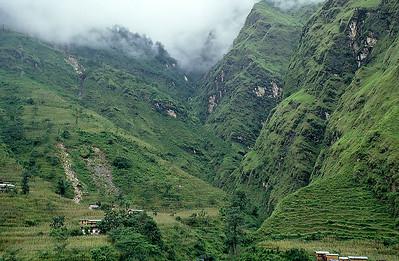 Friendship Highway, Nepalese leg