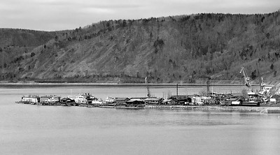 Port Baikal, Lake Baikal - Siberia, Russia