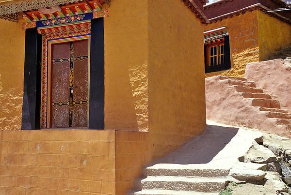 Drepung Monastery, Tibet