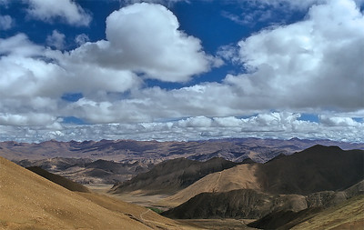 Pang-la (5.205m), Tibet