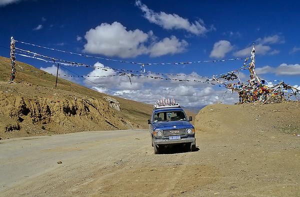 Tso-la (4.950m), Friendship Highway, Tibet