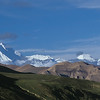 Mount Everest (8.848m) from Gyantso-La, Friendship Highway, Tibet