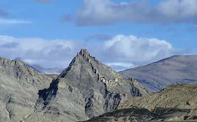 Old Shegar, Friendship Highway, Tibet