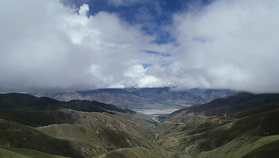 Kamba-La (4.794m), Friendship Highway, Tibet