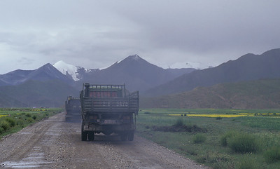 Nagartse, Friendship Highway, Tibet