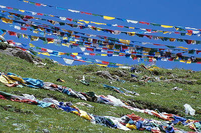 Ganden, Tibet