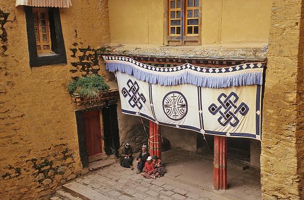 Ganden Monastery, Tibet
