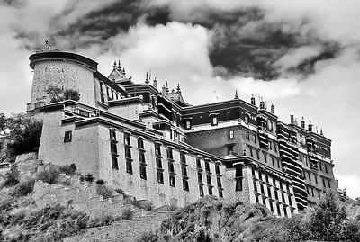 The Potala Palace, Lhasa, Tibet