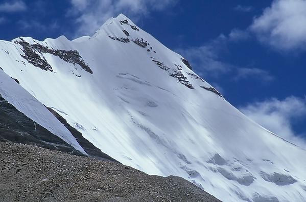 Rongbuk, Everest Northern side, Tibet