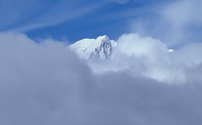 Shisha Pangma (8.027m), Tibet