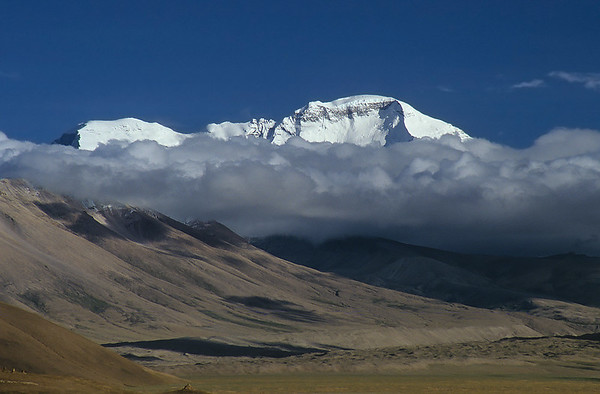 Tingri and Cho Oyu