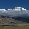 Cho Oyu (8.201m) from Tingri, Tibet