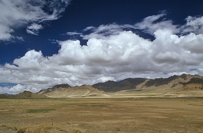 Around Tingri, Tibet