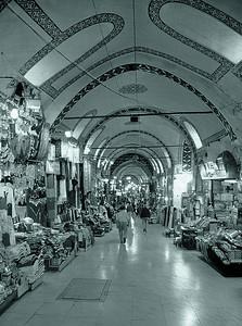 Grand bazar, Istanbul, Turkey
