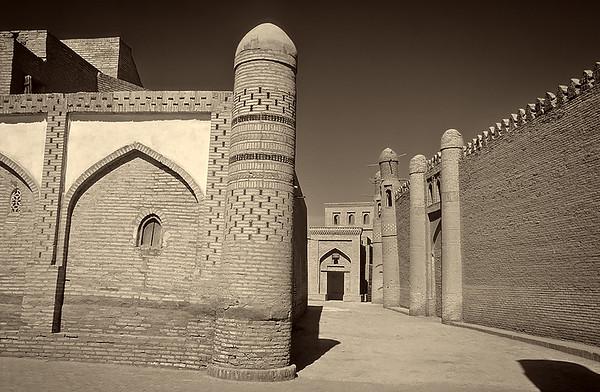 Khiva, Uzbekistan, Silk Road