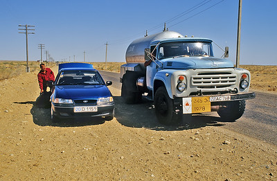 Kyzylkum desert, Uzbekistan, Silk Road