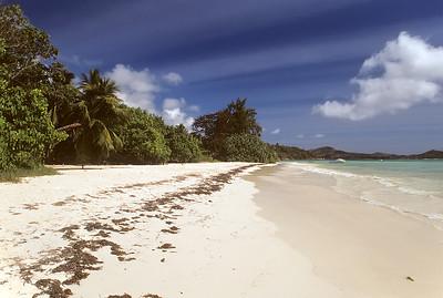 Anse Lazio, Praslin, Seychelles