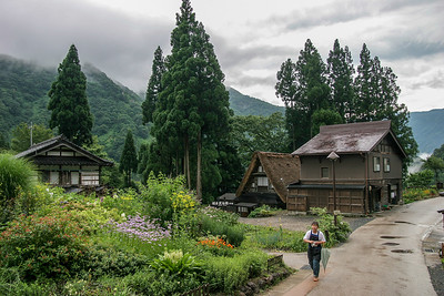 Ainokura, Japan